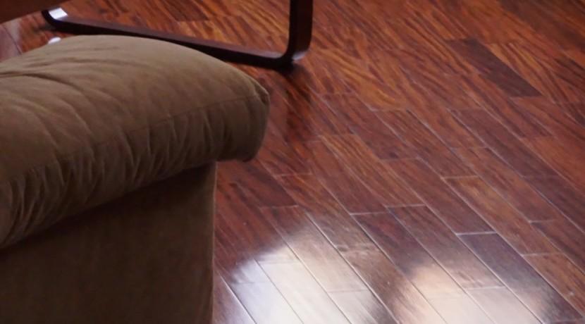 dettaglio pavimento sala